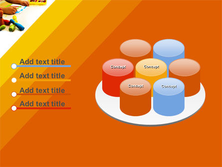 Preschool Education PowerPoint Template Slide 12