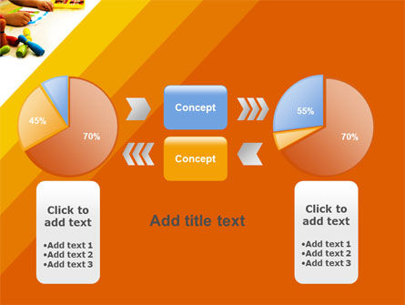 Preschool Education PowerPoint Template Slide 16