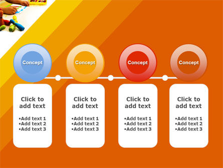 Preschool Education PowerPoint Template Slide 5