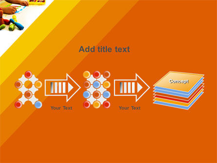 Preschool Education PowerPoint Template Slide 9