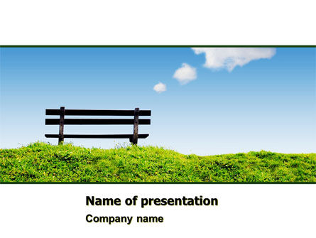 Bench PowerPoint Template