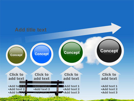 Bench PowerPoint Template Slide 13