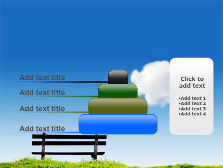 Bench PowerPoint Template Slide 8