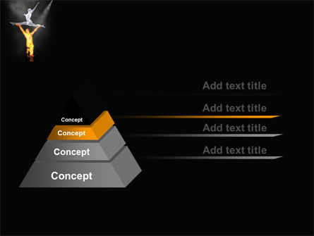 Modern Ballet PowerPoint Template Slide 12