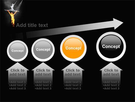 Modern Ballet PowerPoint Template Slide 13
