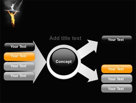 Modern Ballet PowerPoint Template Slide 14