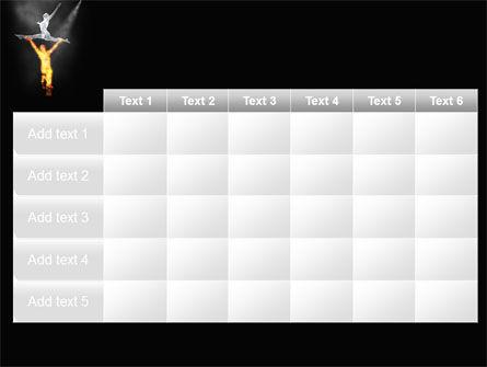Modern Ballet PowerPoint Template Slide 15