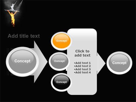 Modern Ballet PowerPoint Template Slide 17