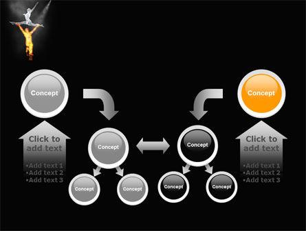 Modern Ballet PowerPoint Template Slide 19