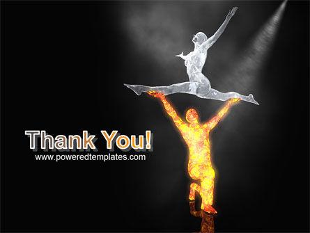 Modern Ballet PowerPoint Template Slide 20