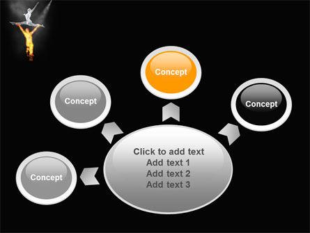 Modern Ballet PowerPoint Template Slide 7