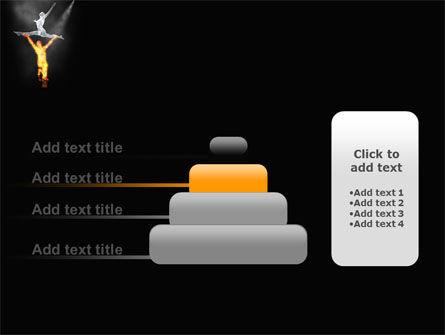 Modern Ballet PowerPoint Template Slide 8