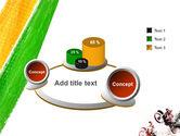 Motocross PowerPoint Template#6