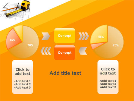 Tape Measure PowerPoint Template Slide 16