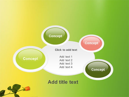 Lily Frame PowerPoint Template Slide 16