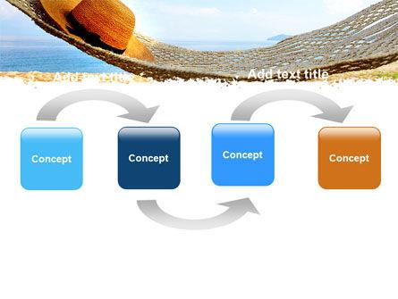 Blue Expanse PowerPoint Template, Slide 4, 05291, Health and Recreation — PoweredTemplate.com