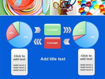 Plasticware PowerPoint Template Slide 11