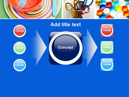 Plasticware PowerPoint Template Slide 17