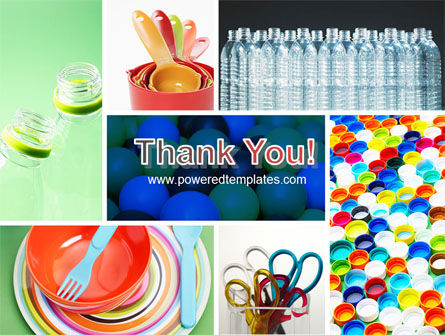 Plasticware PowerPoint Template Slide 20