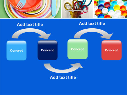 Plasticware PowerPoint Template Slide 4