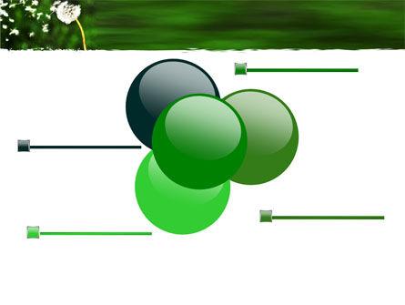 Taraxacum PowerPoint Template Slide 10