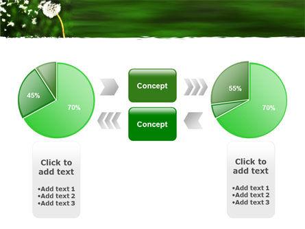 Taraxacum PowerPoint Template Slide 11