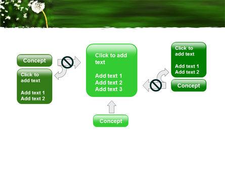 Taraxacum PowerPoint Template Slide 13