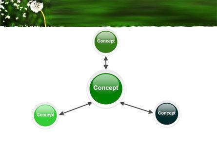 Taraxacum PowerPoint Template Slide 14