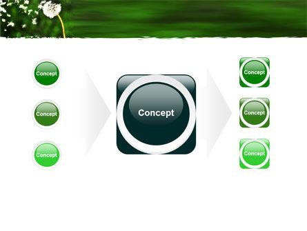 Taraxacum PowerPoint Template Slide 17