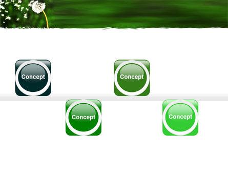 Taraxacum PowerPoint Template Slide 19