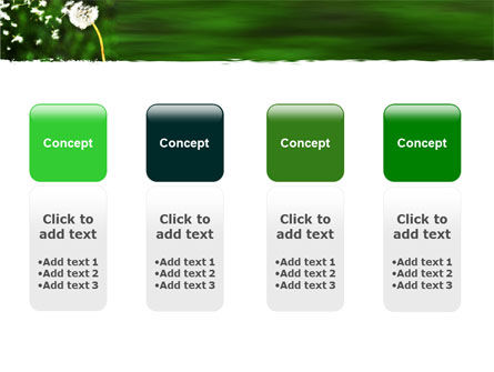 Taraxacum PowerPoint Template Slide 5