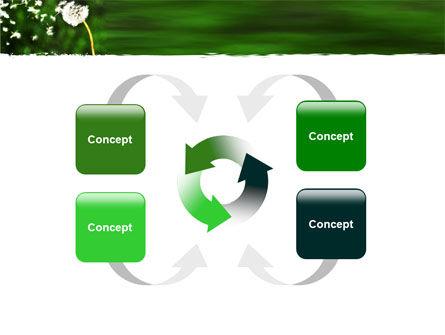 Taraxacum PowerPoint Template Slide 6
