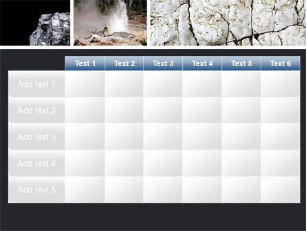Mineral PowerPoint Template Slide 15