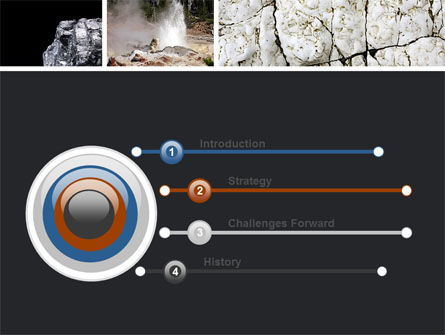 Mineral PowerPoint Template, Slide 3, 05298, Careers/Industry — PoweredTemplate.com