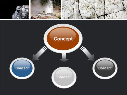 Mineral PowerPoint Template, Slide 4, 05298, Careers/Industry — PoweredTemplate.com