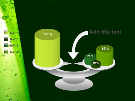 Green Curtain PowerPoint Template Slide 10