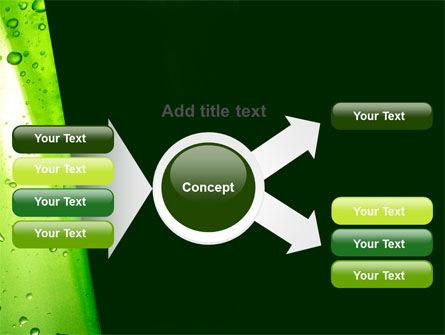 Green Curtain PowerPoint Template Slide 14