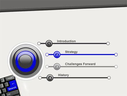 Web Search PowerPoint Template, Slide 3, 05303, Computers — PoweredTemplate.com