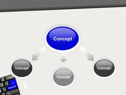 Web Search PowerPoint Template, Slide 4, 05303, Computers — PoweredTemplate.com