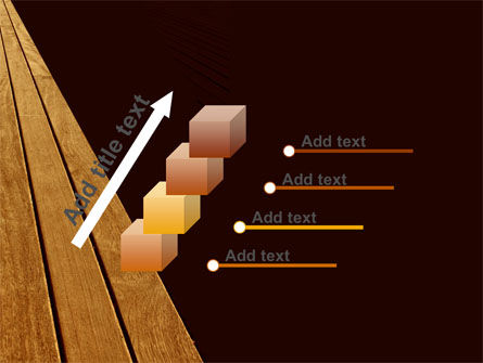 Wooden Floor PowerPoint Template Slide 14