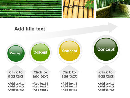 Bamboo Trees PowerPoint Template Slide 13