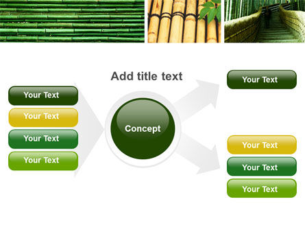 Bamboo Trees PowerPoint Template Slide 14