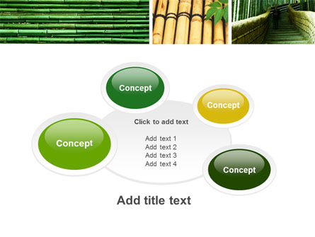 Bamboo Trees PowerPoint Template Slide 16