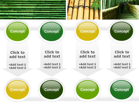 Bamboo Trees PowerPoint Template Slide 18