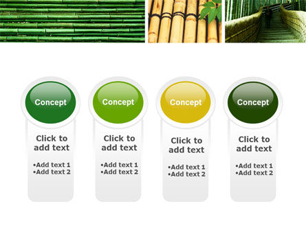 Bamboo Trees PowerPoint Template Slide 5