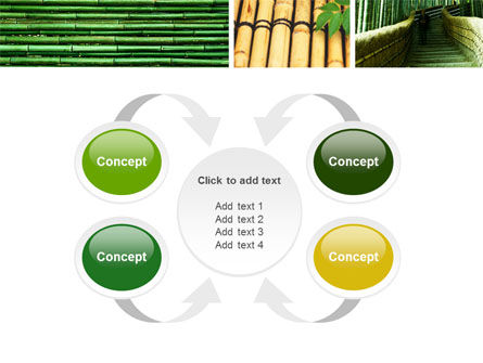 Bamboo Trees PowerPoint Template Slide 6