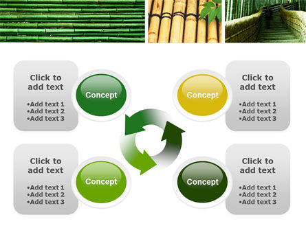 Bamboo Trees PowerPoint Template Slide 9