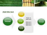 Bamboo Trees PowerPoint Template#17