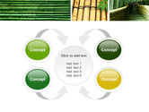 Bamboo Trees PowerPoint Template#6
