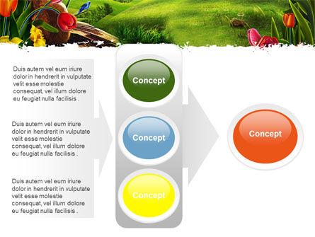 Fine Sunrise PowerPoint Template Slide 11